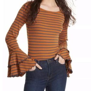 Free People | We the Free Good Finds Striped Top